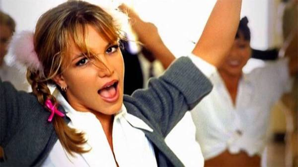 Britney Spears Baby One More Time video
