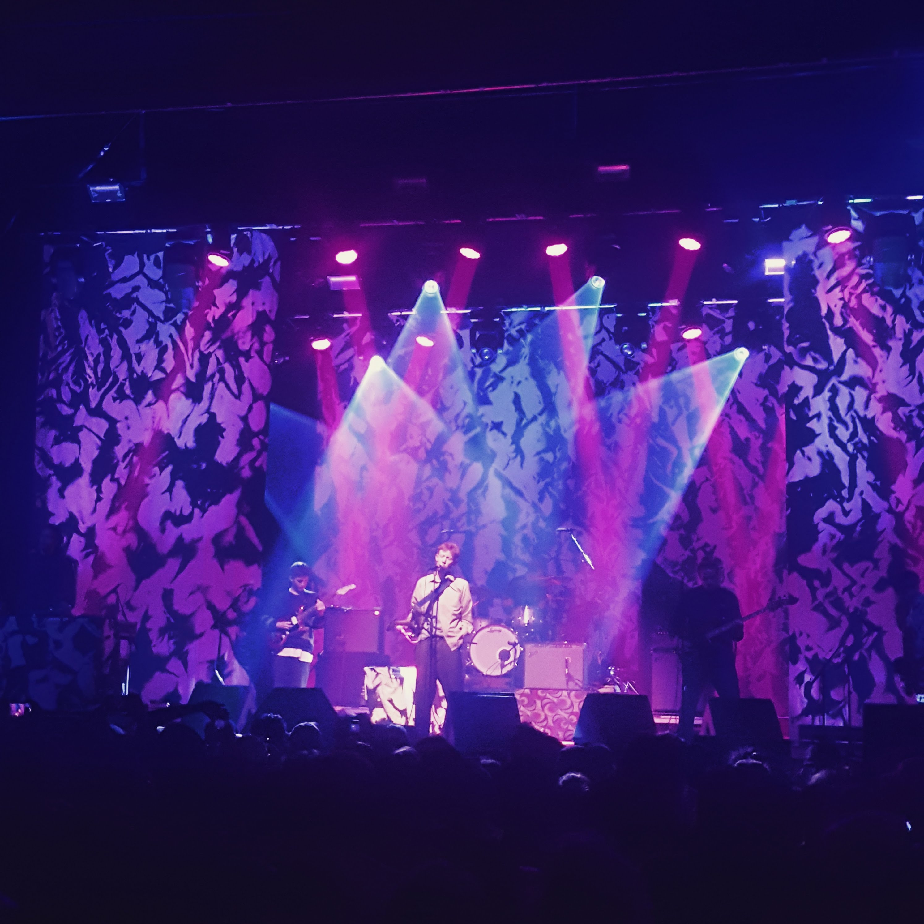 King Krule at the Fox Theatre, Oakland California
