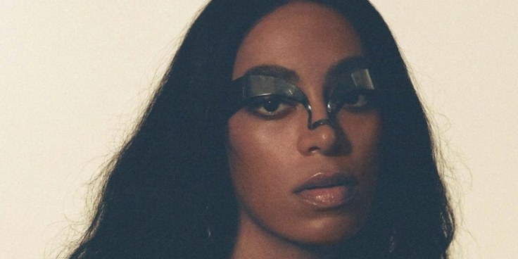 Solange Knowles When I Get Home album cover